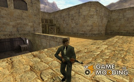 Tony Montana для Counter-Strike 1.6