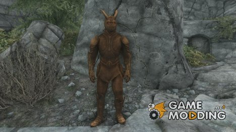 Ancient Dragon Knight Armor  German for TES V Skyrim