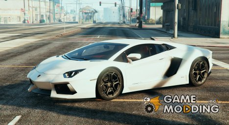 Lamborghini Aventador LP700-4 1.5A for GTA 5