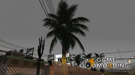 Ultra Real Vegetation HD для GTA San Andreas
