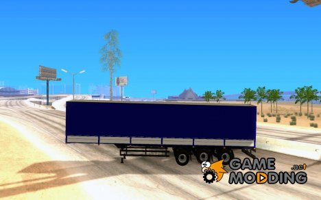 Прицеп из сериала Дальнобойщики for GTA San Andreas