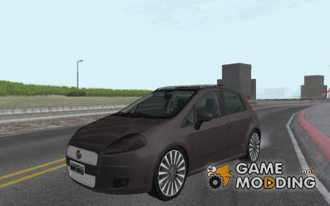 2009 FIAT Punto Sporting for GTA San Andreas