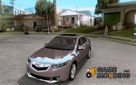 Acura TSX V6 для GTA San Andreas