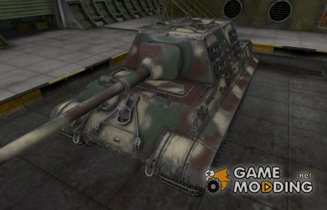 Скин-камуфляж для танка 8.8 cm Pak 43 JagdTiger for World of Tanks