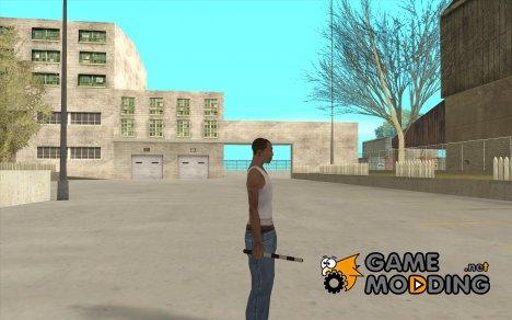Полицейская дубинка for GTA San Andreas