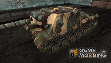 ИСУ-152 SquallTemnov for World of Tanks