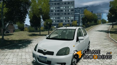 Toyota Vitz for GTA 4