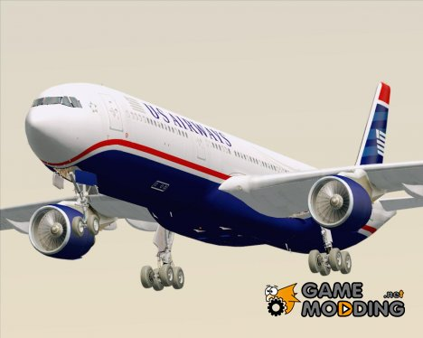 Airbus A330-300 US Airways для GTA San Andreas