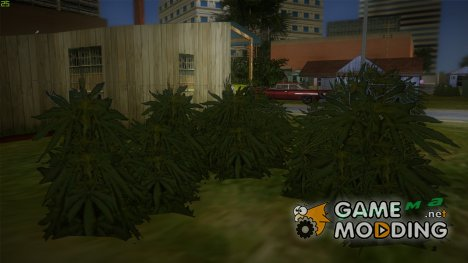 Cannabis for GTA Vice City