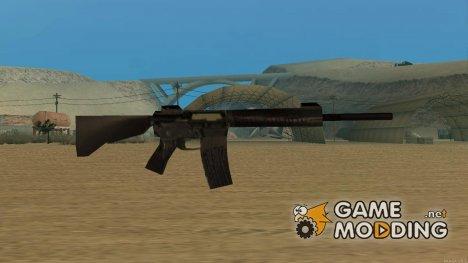 HK417 для GTA San Andreas