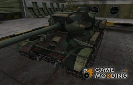 Китайскин танк IS-2 for World of Tanks