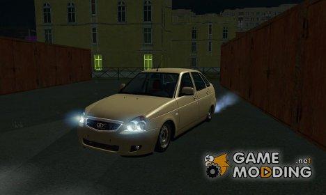 "ВАЗ 2172 ""Приора хетчбэк БПАN"" for GTA San Andreas"