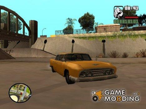 Отрывок из жизни бандита банды Vagos для GTA San Andreas
