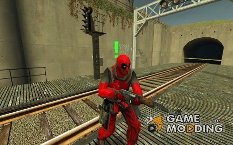 Deadpool Updated for Counter-Strike Source