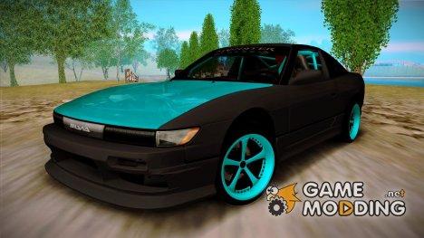 Nissan 240SX Drift Monster Energy для GTA San Andreas
