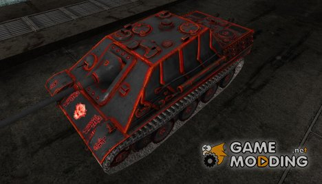 Шкурка для Jagdpanther (Вархаммер) для World of Tanks