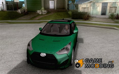 Hyundai Veloster Turbo v1.0 for GTA San Andreas