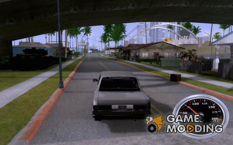 Speed-up mini для GTA San Andreas
