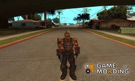 Боец for GTA San Andreas