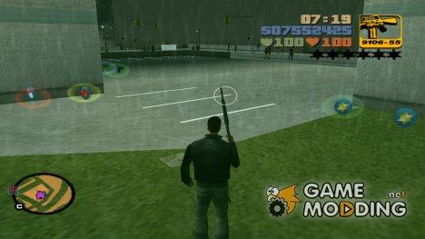 Сохранение на 99% для GTA 3