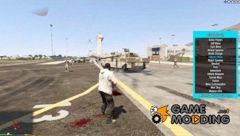 Нет следов крови на одежде v1.1 для GTA 5