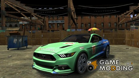 Ford Mustang GT 2015 Custom Kit falken для GTA 4