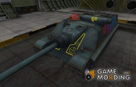 Качественные зоны пробития для AMX-50 Foch (155) for World of Tanks