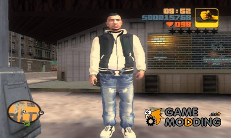 Luis for GTA 3