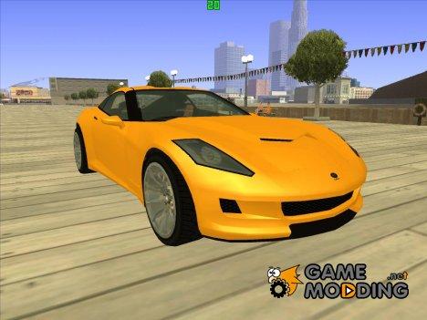 Super GT GTA V ImVehFt для GTA San Andreas