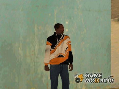 Толстовка Asiimov для GTA San Andreas