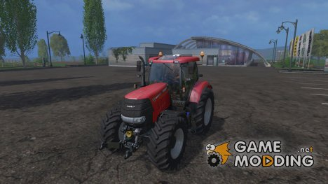 Case IH Puma 200 for Farming Simulator 2015