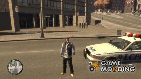Сборка одежды для GTA 4