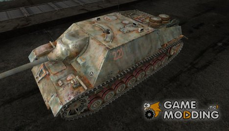 JagdPzIV 22 for World of Tanks