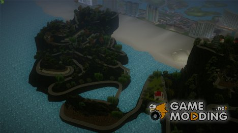 HJP Hill Mod для GTA Vice City