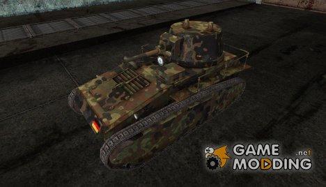 Шкурка для Leichtetraktor для World of Tanks