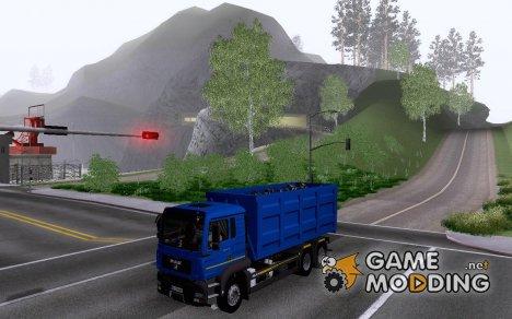 MAN TGA 28 430 PALIFT для GTA San Andreas