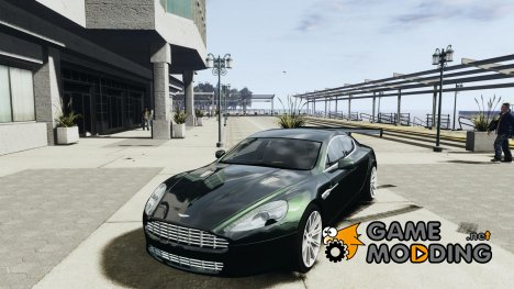 Aston Martin Rapide 2010 for GTA 4