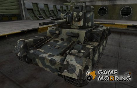Немецкий танк PzKpfw 38 n.A. for World of Tanks