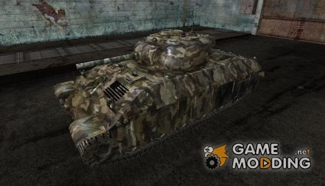 T14 Nikitak для World of Tanks