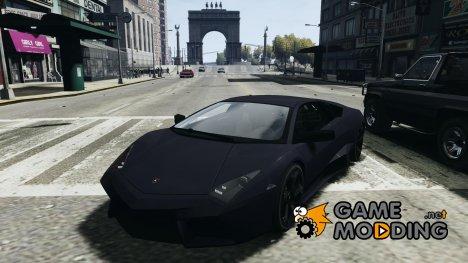 Lamborghini Reventon 2008 v1.0 for GTA 4