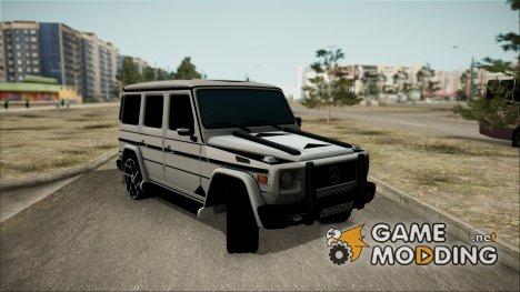 "Mercedes-Benz G65 ""Бандит"" for GTA San Andreas"