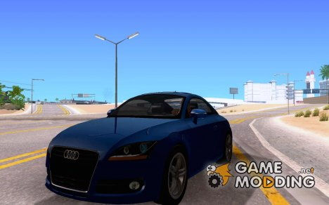 AUDI TT W12 Custom for GTA San Andreas