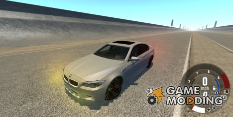 BMW M5 F10 2012 for BeamNG.Drive