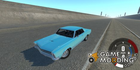 Pontiac Tempest LeMans GTO 1965 for BeamNG.Drive