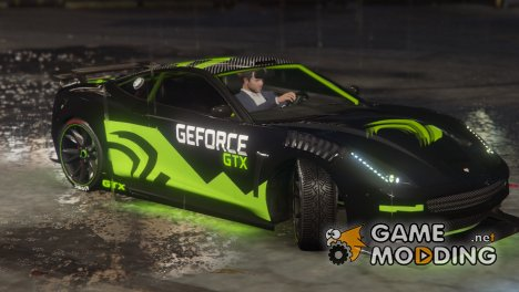 Dewbauchee Massacro NVIDIA for GTA 5