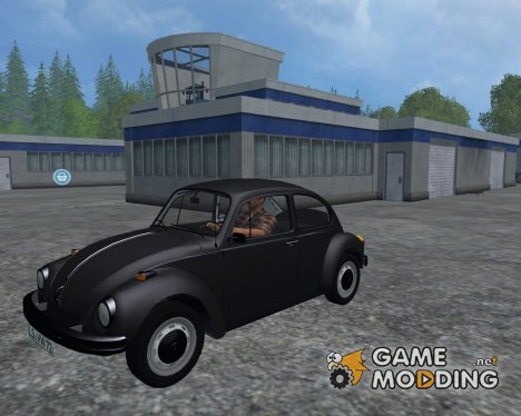 Volkswagen Kaefer 1973 for Farming Simulator 2015