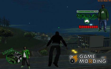 Foxman v2 for GTA San Andreas