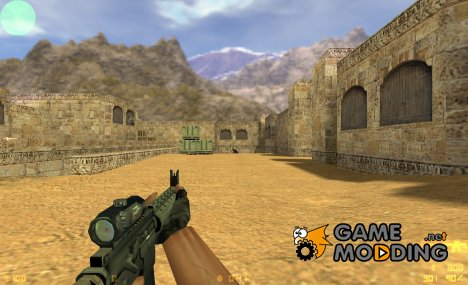 ZM LR300-SRF для Counter-Strike 1.6