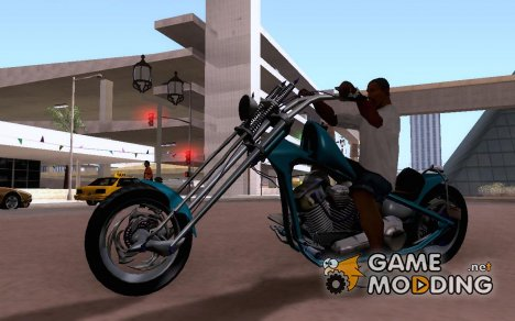 Harley for GTA San Andreas