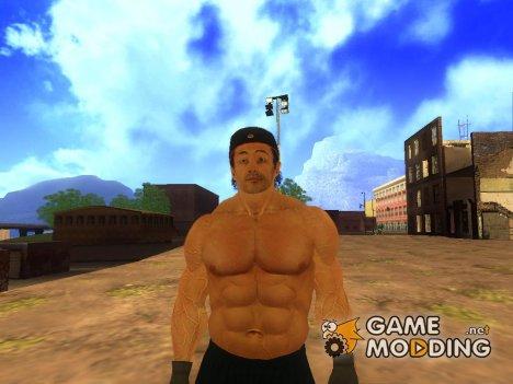 Bodybuilder (GTA V) for GTA San Andreas